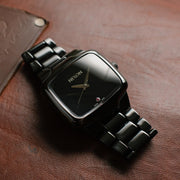 Nixon Ceramic Player Swiss Automatic Black