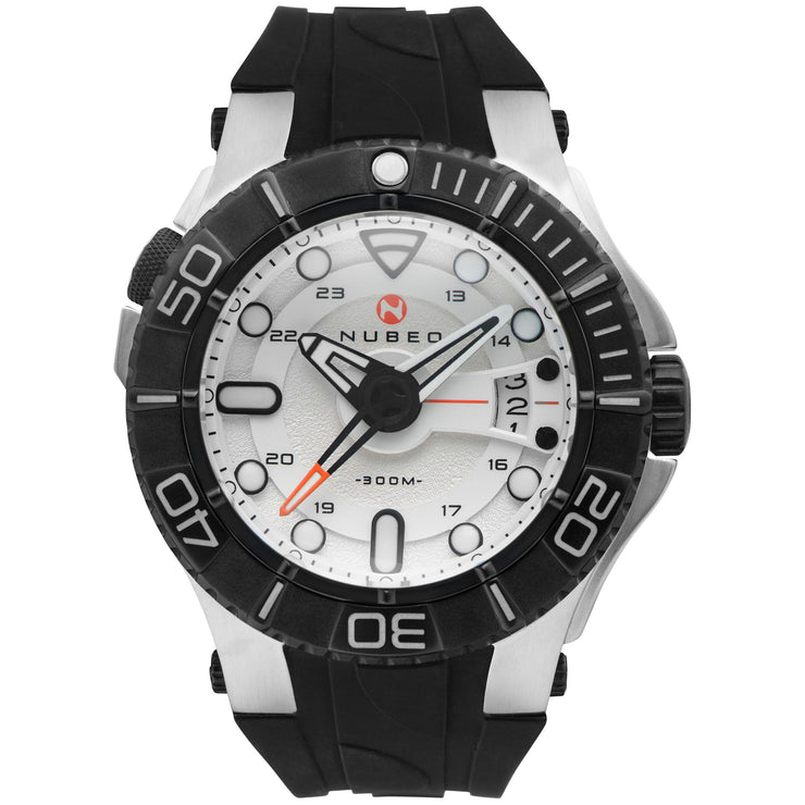 Nubeo Manta Automatic Reef White