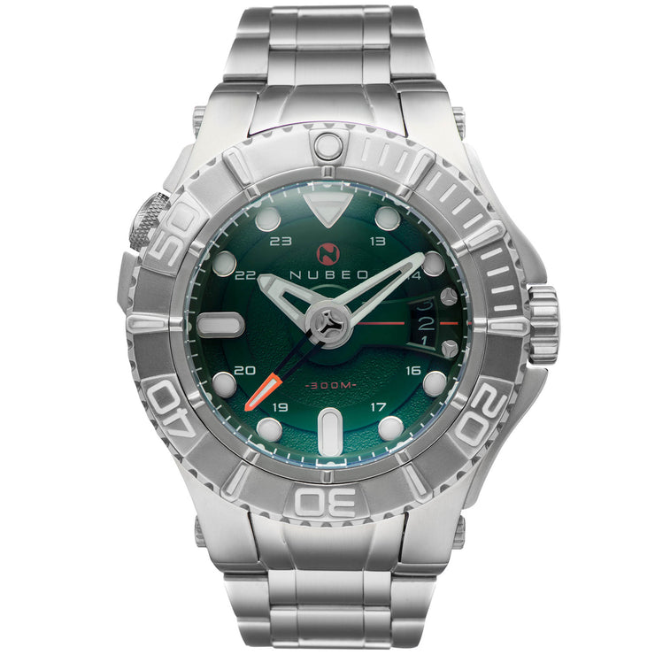 Nubeo Manta Automatic Green