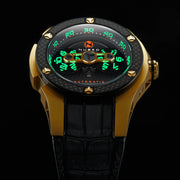 Nubeo Satellite Automatic Interstellar Black Gold