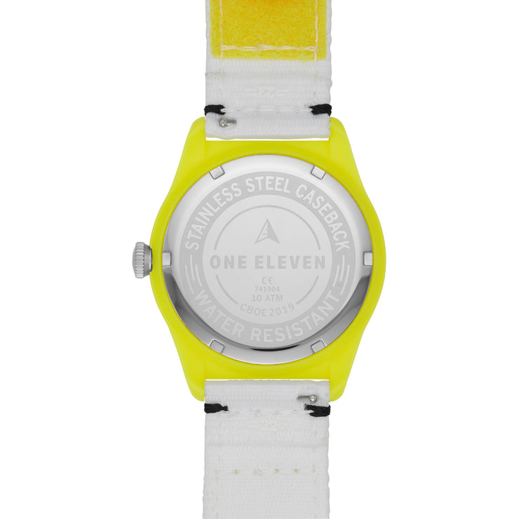 One Eleven CBOE2019 SWII Solar rPet Yellow