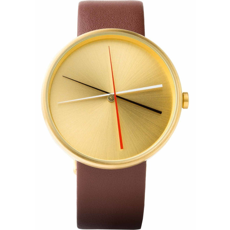 Projects Crossover Brass Pick Up Stix Watch