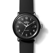 Shinola Detrola 43mm The Model D Black