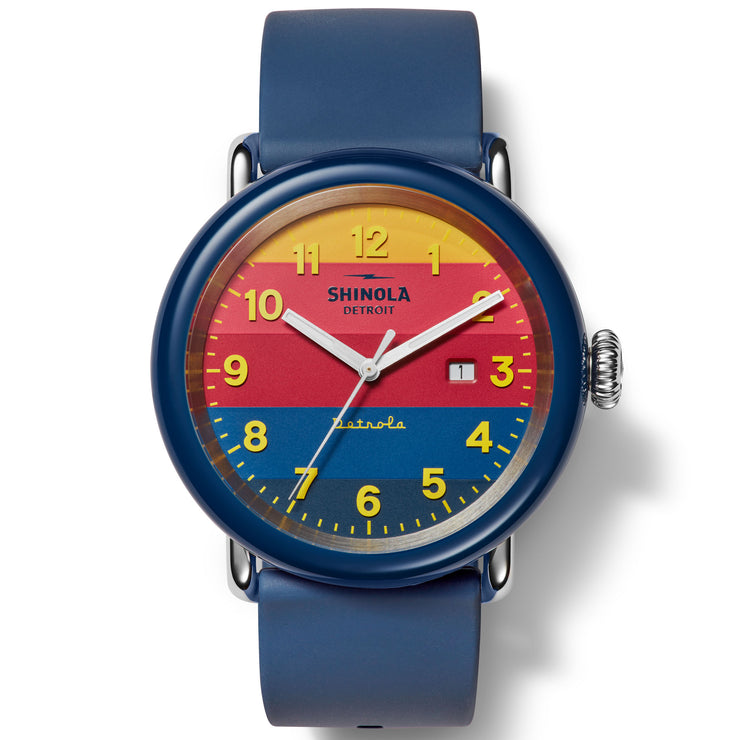 Shinola Detrola 43mm The Honcho
