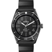 Shinola The Duck 42mm Black