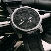 SISU Bravado BA7-50-RB CAGE Swiss Automatic Ltd. Edition