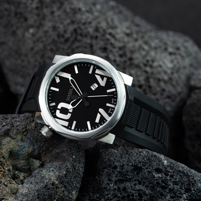 SISU Bravado BQ3-50-RB Swiss Limited Edition angled shot picture