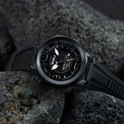 SISU Guardian GA4-50-RB Eclipse Swiss Automatic Ltd. Edition