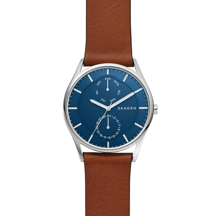 Skagen SKW6449 Holst Multifunction Blue Brown