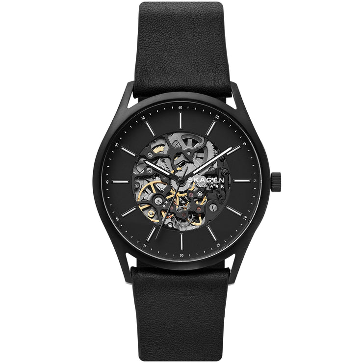 Skagen SKW6580 Holst Automatic Black