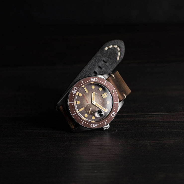 Spinnaker Croft Automatic Brown