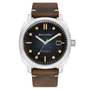 Spinnaker Hull Automatic Brown Blue