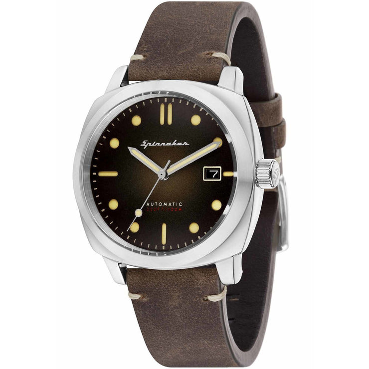 Spinnaker Hull Automatic Brown