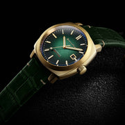 Spinnaker Hull Riviera Automatic Gold Green