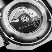 Spinnaker Dumas Automatic White Silver