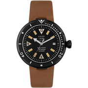 CCCP Kashalot Automatic Black Brown Black