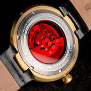 CCCP Kashalot Automatic Gold Black