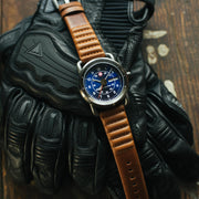 Szanto Signature Icon Roland Sands Blue Tan