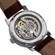 Thomas Earnshaw Westminster Automatic Silver Brown White