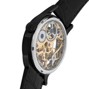 Thomas Earnshaw Bauer Mechanical Black Gold