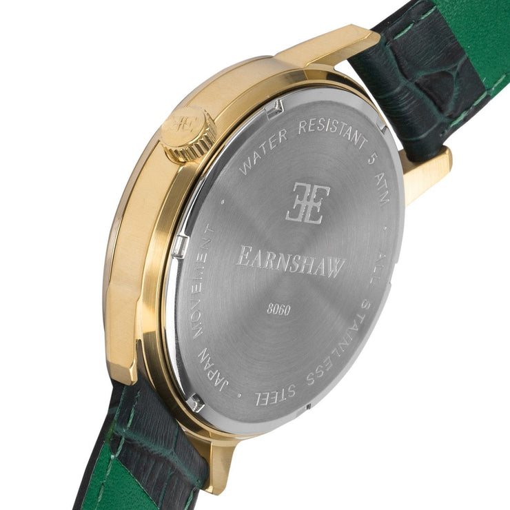 Thomas Earnshaw Cornwall Sweep Second Retrograde Gold Green