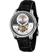 Thomas Earnshaw Longitude Regulator Automatic Silver Black