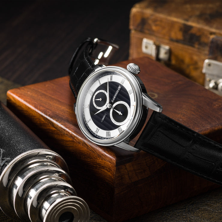 Thomas Earnshaw Longitude Black