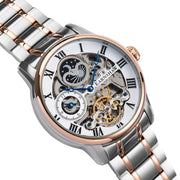 Thomas Earnshaw Longitude Automatic Silver Rose Gold