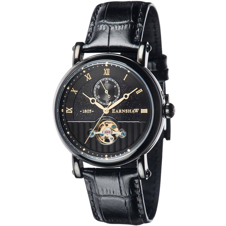 Thomas Earnshaw Maskelyne Celestial Automatic Black