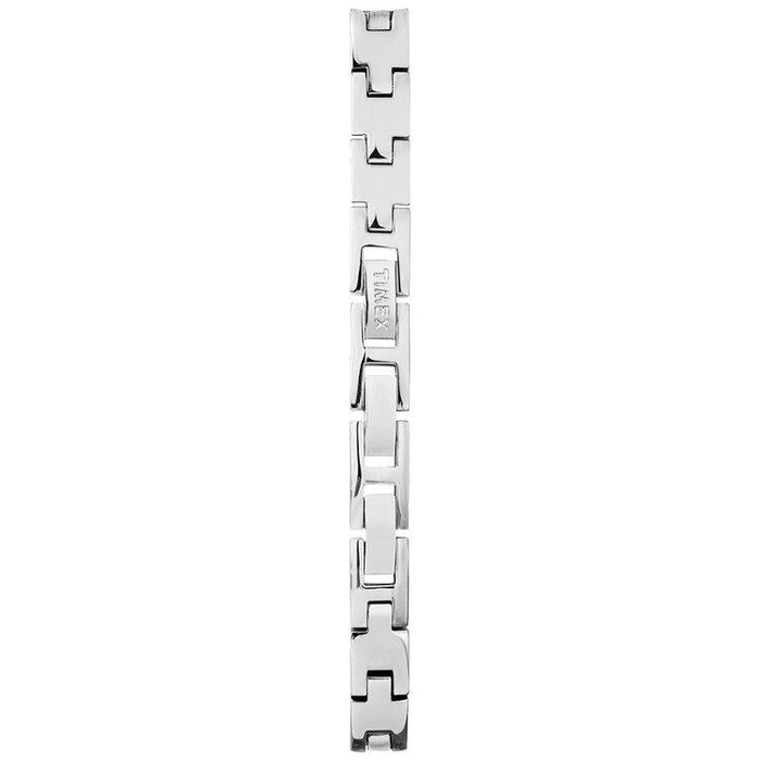 Timex Milano Semi-Bangle 24mm Silver angled shot picture