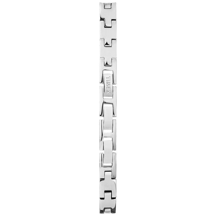 Timex Milano Semi-Bangle 24mm Silver