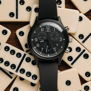 Timex MK1 Chrono Supernova All Black