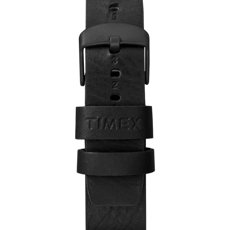Timex Allied Chrono All Black