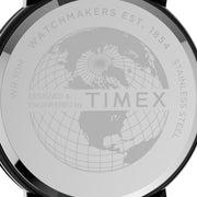 Timex Originals 42mm Black Brown
