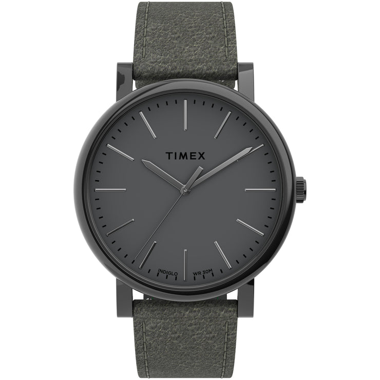 Timex Originals 42mm Gunmetal Grey