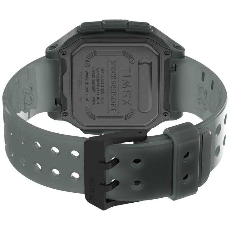 Timex Command Urban 47mm Translucent Gray