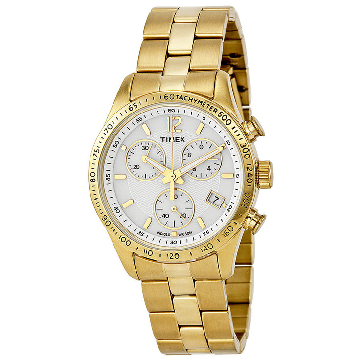Timex Chronograph 36mm Gold