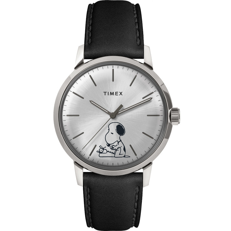 Timex Marlin 40mm Automatic Peanuts 70th Anniversary Snoopy