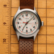 Timex Todd Snyder Military Cream Tan