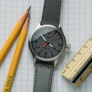 Timex Waterbury Traditional Silver Grey
