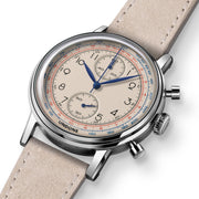 Undone Urban Vintage Killy Chronograph Silver