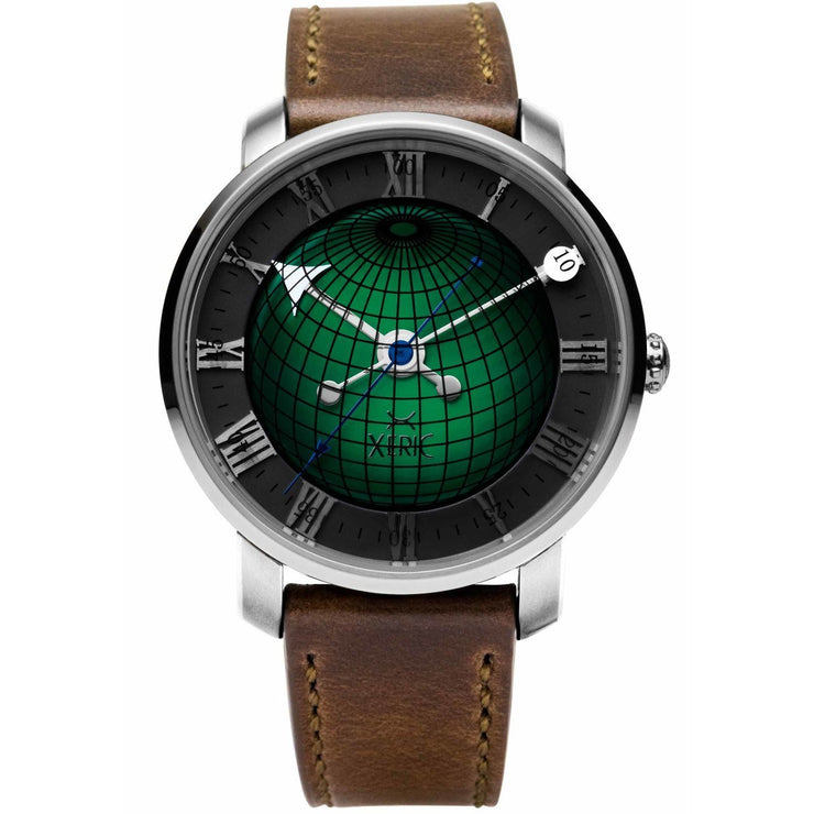 Xeric Atlasphere Automatic Green Limited Edition