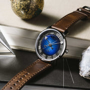 Xeric Atlasphere Automatic Blue Limited Edition