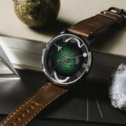 Xeric Atlasphere GMT Green Limited Edition