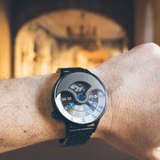 Xeric Evergraph Automatic SS Limited Edition Gunmetal