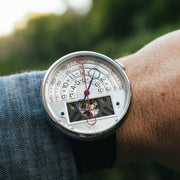 Xeric Halograph II Automatic Silver Limited Edition