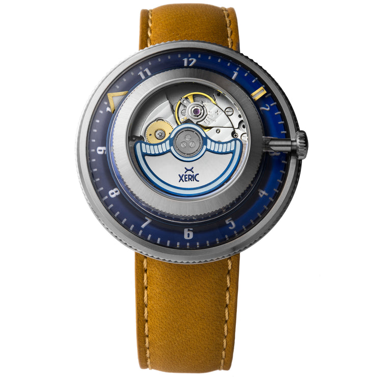 Xeric Invertor Automatic Navy Tan Limited Edition