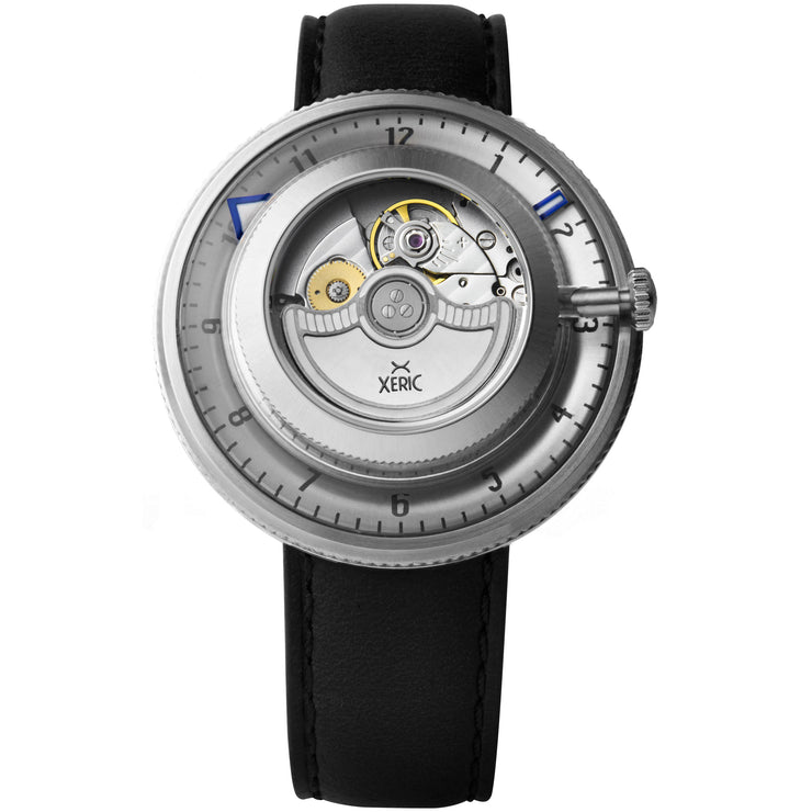 Xeric Invertor Automatic Silver Black Limited Edition
