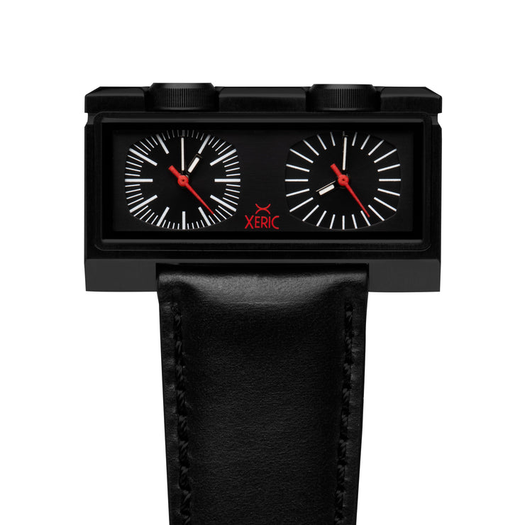 Xeric Leadfoot Automatic Black Red Limited Edition