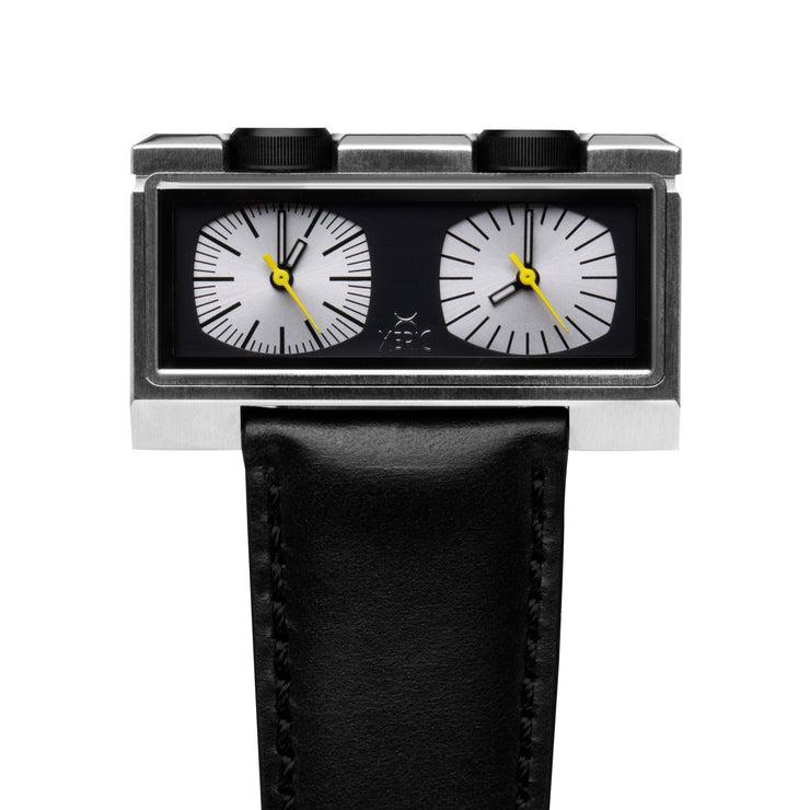 Xeric Leadfoot Automatic Silver Black Limited Edition